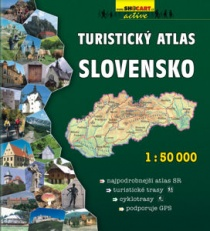 Slovak republic 1:50 000 / hiking atlas
