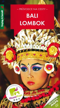 Bali and Lombok / travel guide (Czech)