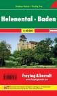 Helenental, Baden / Hiking map WK 012 OUP