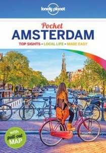 Amsterdam / pocket guide Lonely Planet (English)