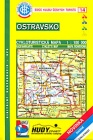 KCT 14 Ostravsko / bike map