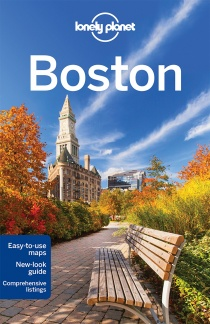 Boston / travel guide Lonely Planet (English)