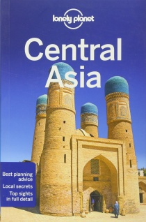 Central Asia / travel guide Lonely Planet (English)