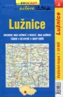 Water map Lužnice 1 : 50 000