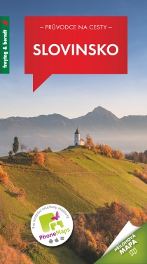 Slovenia / travel guide (Czech)