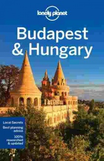Budapest & Hungary / travel guide Lonely Planet (English)