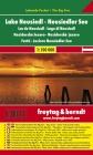 Austria - Neusiedler See / laminated holiday map