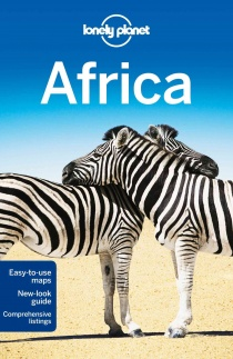 Africa / travel guide Lonely Planet (English)