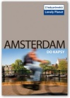 Amsterdam / travel guide Lonely Planet (Czech)