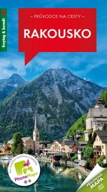 Austria / travel guide (Czech)