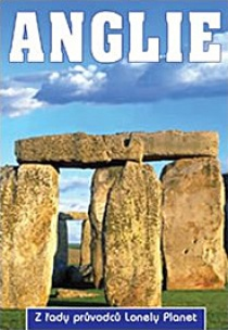 England / travel guide Lonely Planet (Czech)