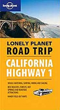 California Highway / travel guide Lonely Planet (English)