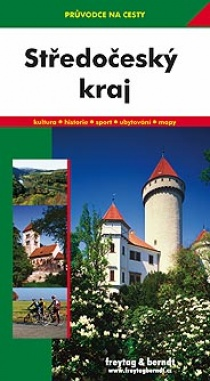 Central Bohemian Region / travel guide (Czech)