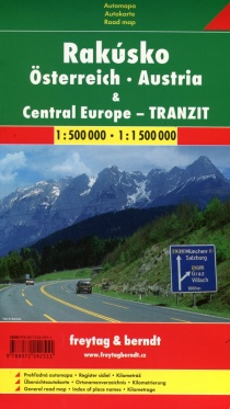 Austria + Central Europe / road map