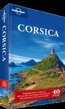 Corsica / travel guide Lonely Planet (English)