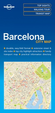 Barcelona / city map