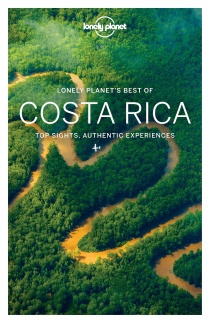 Costa Rica LP'S Best of / travel guide Lonely Planet (English)