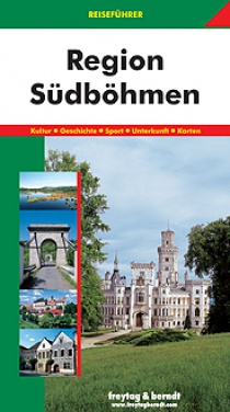 South Bohemian Region / travel guide (German)