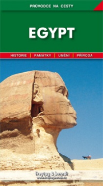Egypt / travel guide (Czech)