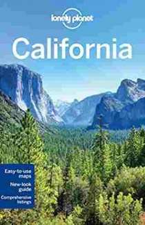 California / travel guide Lonely Planet (English)