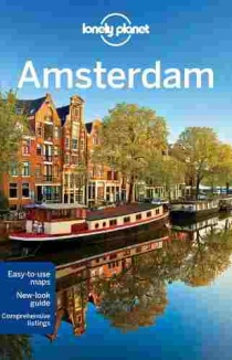Amsterdam / travel guide Lonely Planet (English)